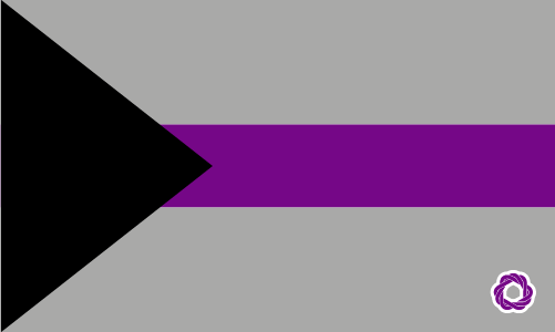 Demisexual colours